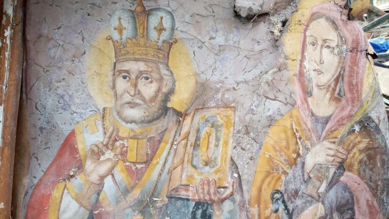 село Мар'янівка, старовинні ікони