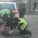 <strong>Пили алкоголь і були без масок: як у Тернополі затримували порушників карантину (ФОТО, ВІДЕО)</strong>