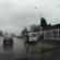 У Тернополі водій ледь не збив пішохода на переході (ВІДЕО)