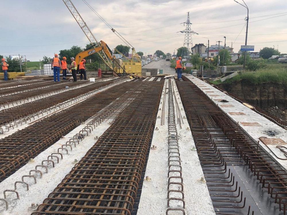 ремонт Гаївського мосту