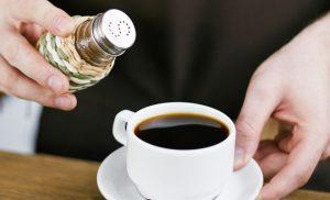 Уменьшаем горечь кофе