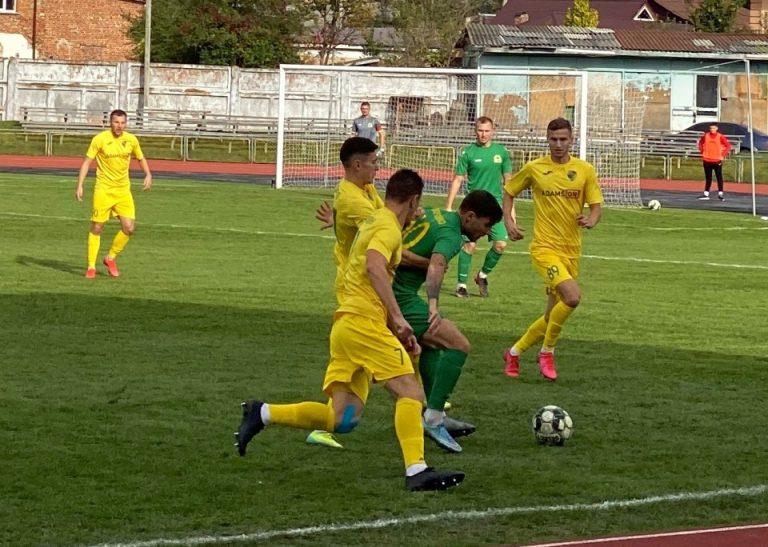 футбол Нива Тернопіль