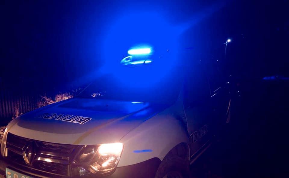 поліцейська машина