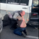 На Прикарпатті водій тернопільського автобуса влаштував бійку із конкурентом (ВІДЕО)