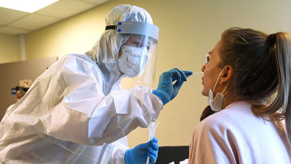 коронавірус, тест