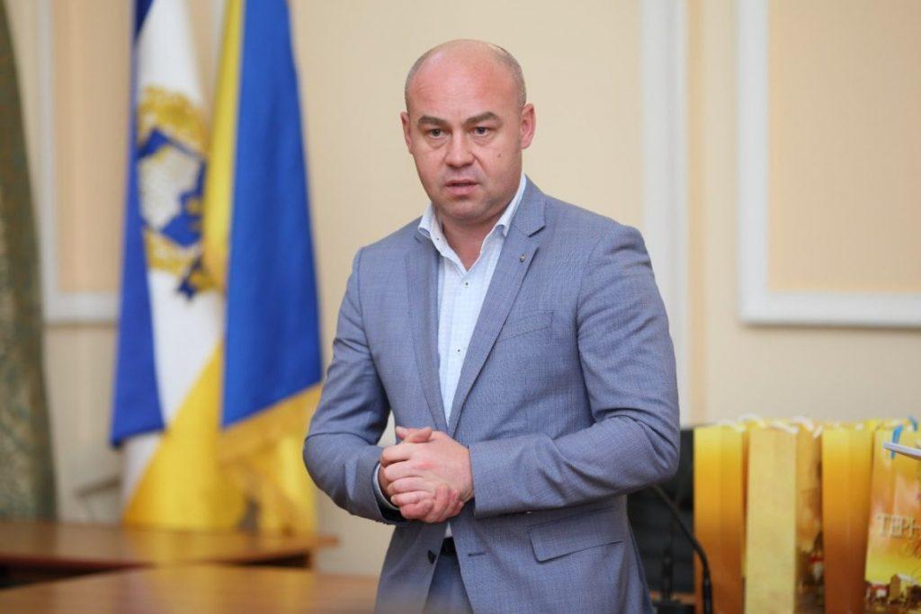 Сергій Надал, новини Тернополя