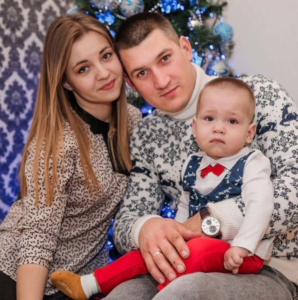 сім'я Антонишин