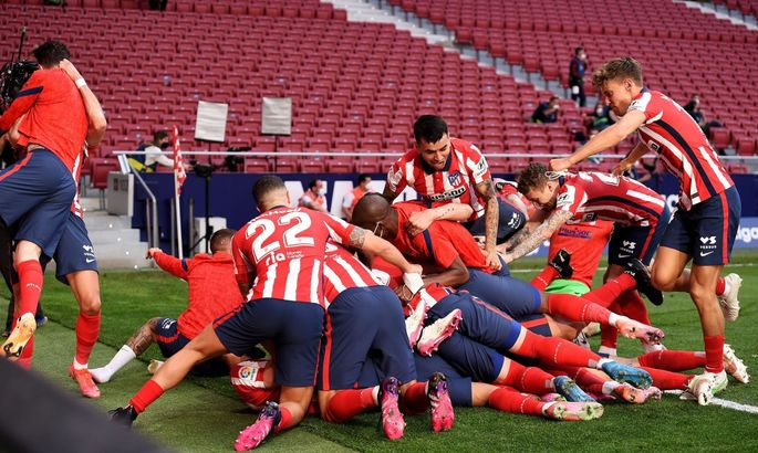 Атлетико Мадрид – чемпіон Іспанії сезону 2020-21