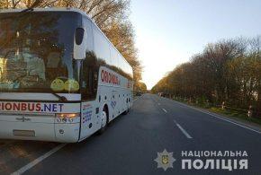 В аварії на трасі Тернопіль-Хмельницький травмувалися двоє дівчат (ФОТО)