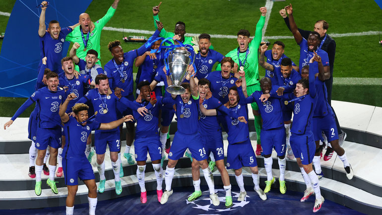 Челсі – переможець Ліги Чемпіонів сезону 2020/21