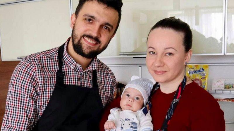 сім'я Свічинських з Одеси