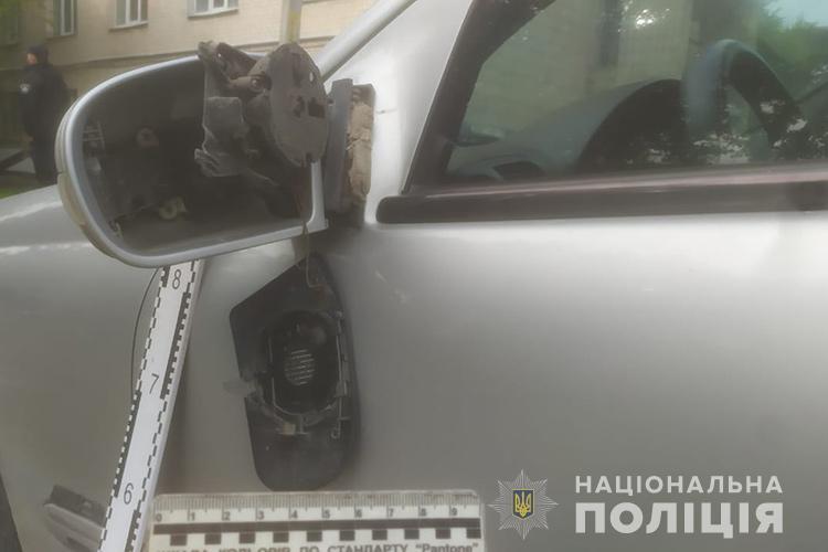 ДТП у Тернополі