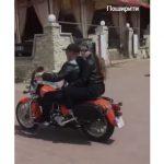 Тернопіль, мотоцикл на набережній