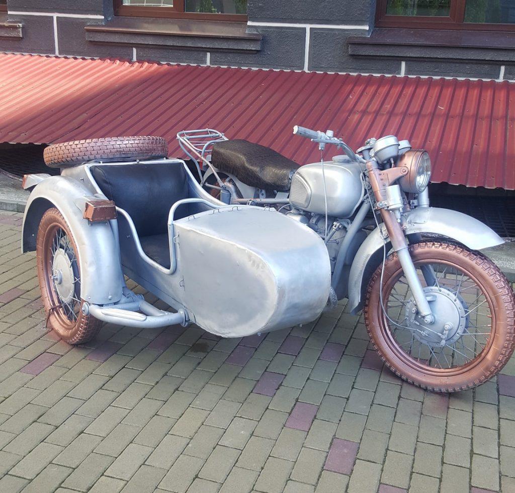 6 школа, мотоцикл, Тернопіль