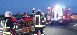 У Румунії розбився мікроавтобус з українцями. Двоє людей загинули