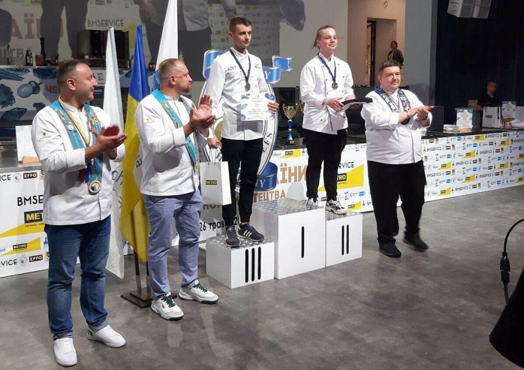 чемпіонат України серед кухарів