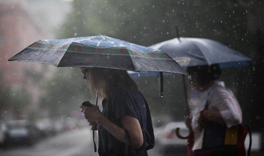 погода, літо, дощ