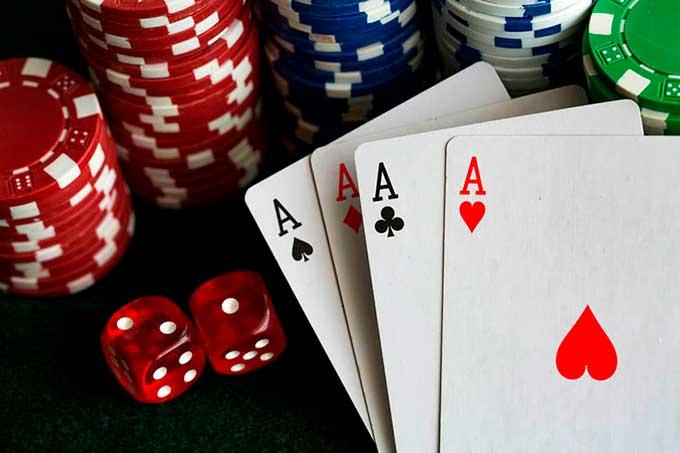 покер, регистрация