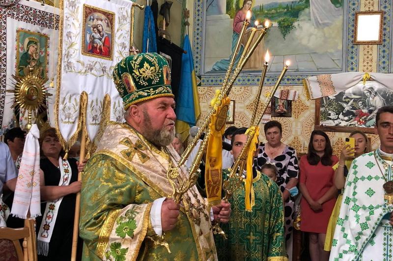 Василій Семенюк, Вимислівка, новини Тернопільщини