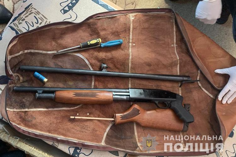 стрільба, зброя, новини Тернопільщини