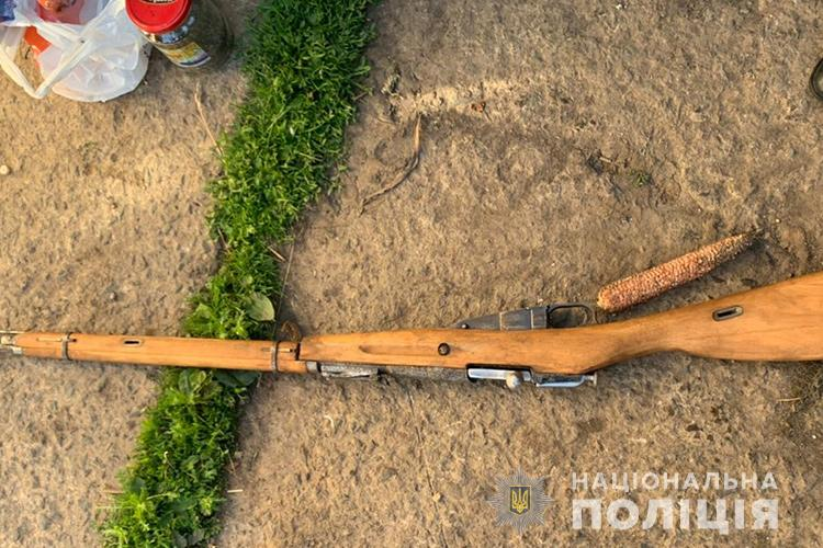 стрілець, зброя, новини Тернопільщини