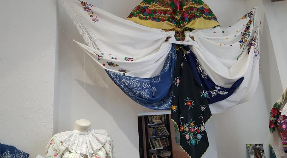 виставка, Лемківське село
