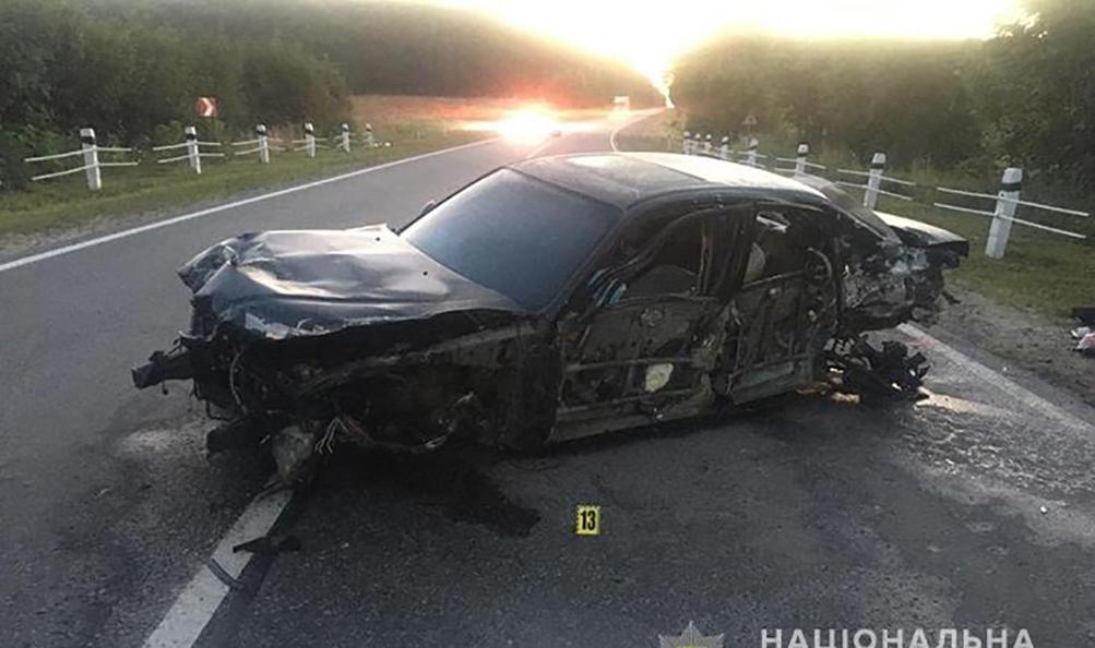 аварія у Тернопільській області