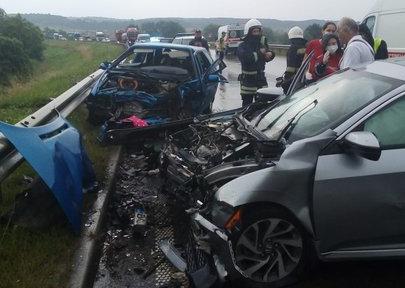 аварія на Львівщині, тернополяни