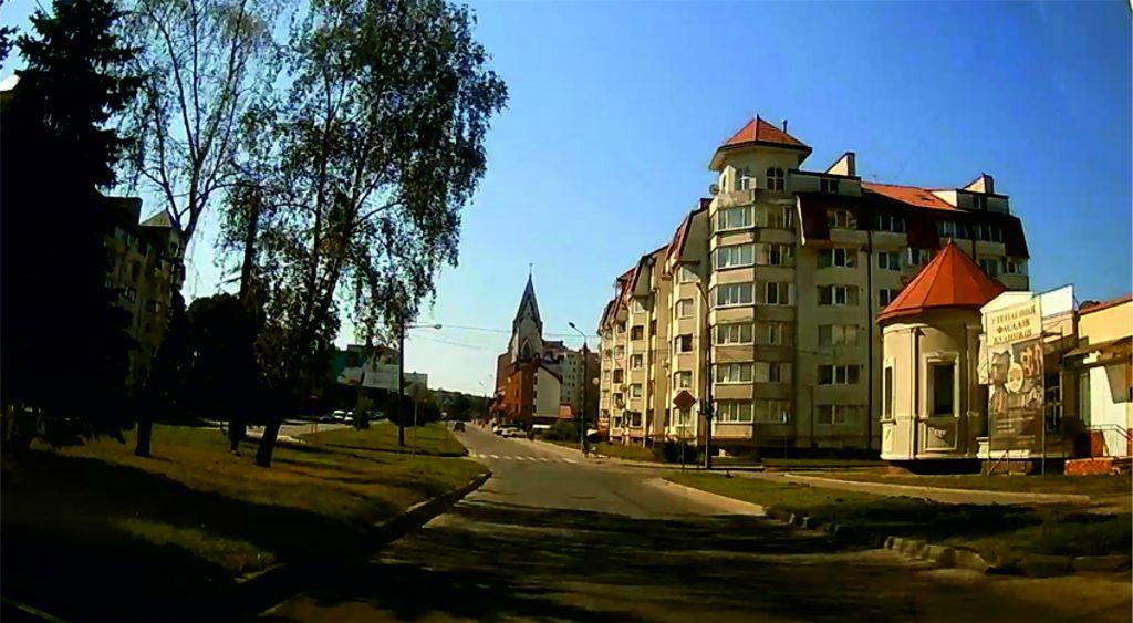 Тернопіль, вул. Коновальця