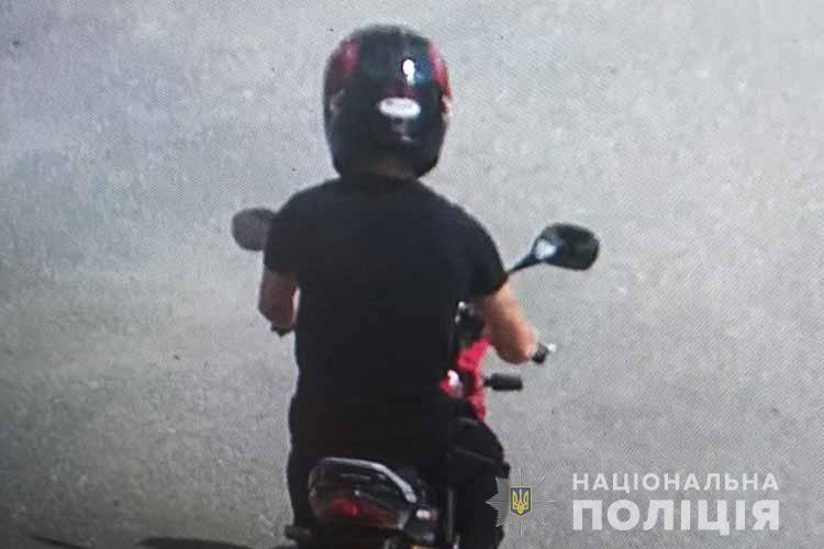 бучацькі новини, крадіжка мотоцикла