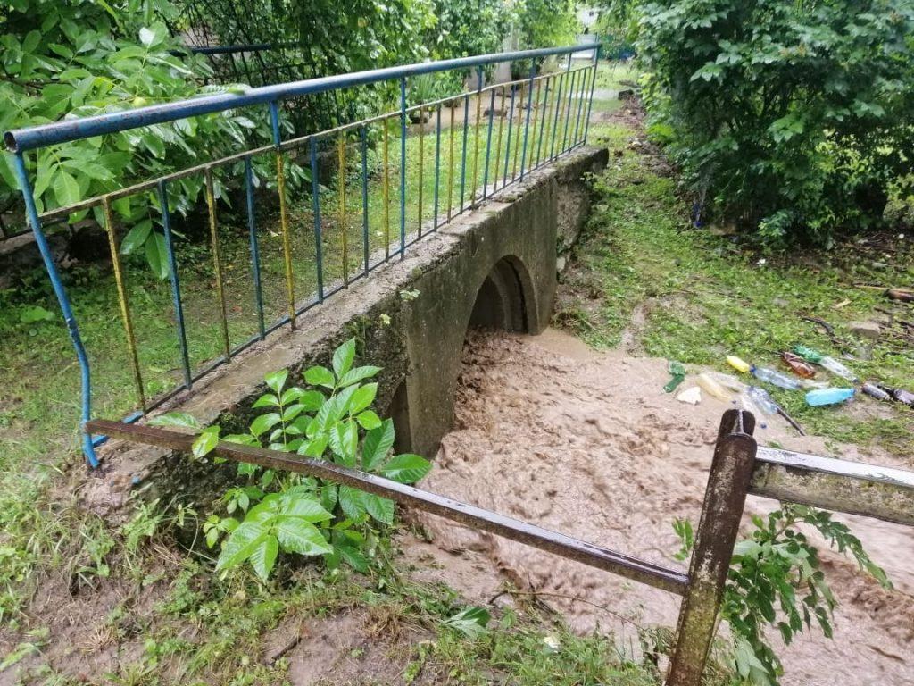 дощі, підтоплення, Тернопільщина