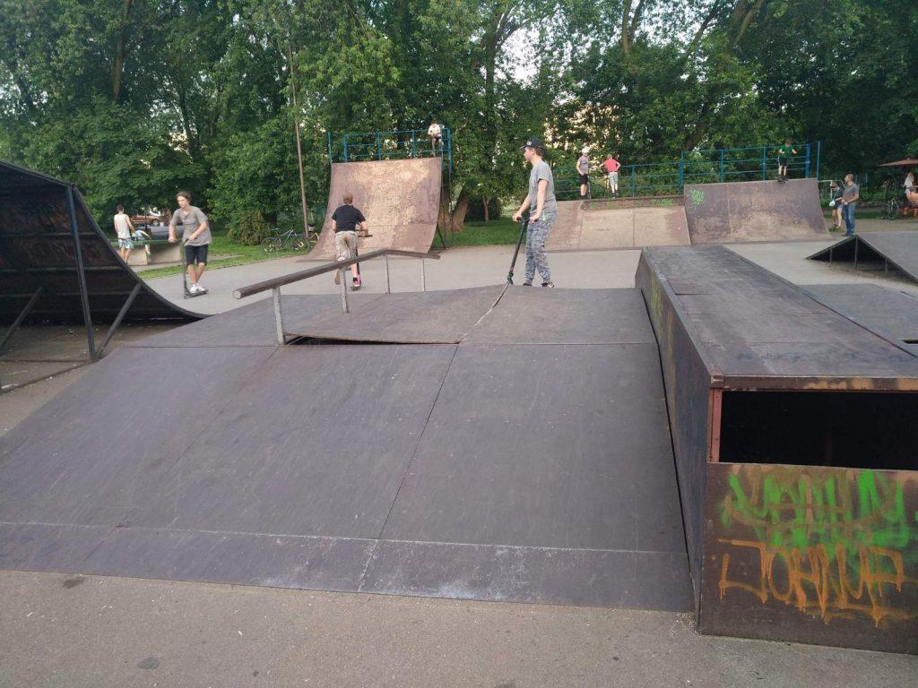 скейт-парк, новини Тернополя