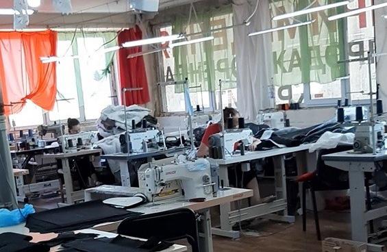 швейний цех, новини Тернополя