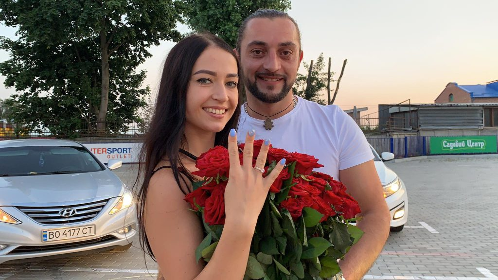 освідчення, новини Тернополя