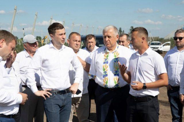 Петро Гадз і Роман Лещенко