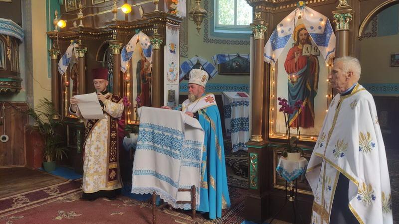 Потутори, Семенюк, церква