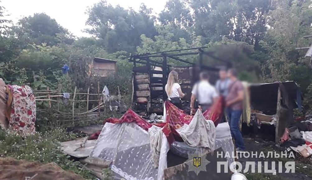 пожежа, новини Тернопільщини