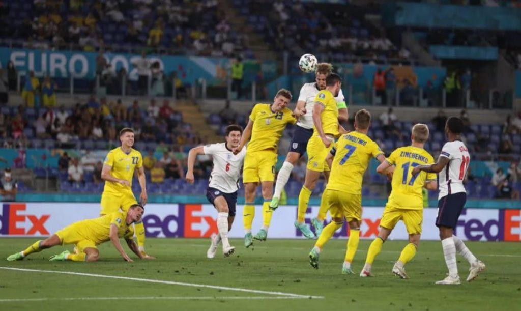 Євро-2020, Україна, Англія