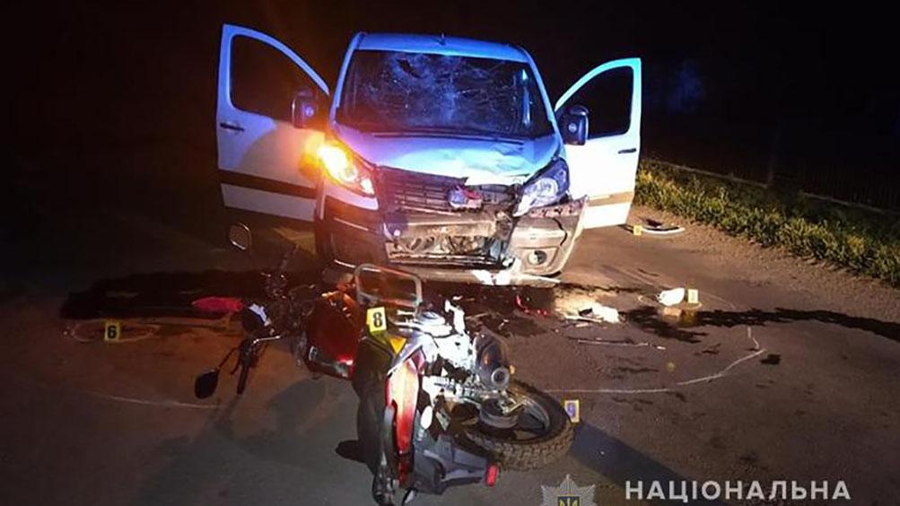 аварія на Чортківщині