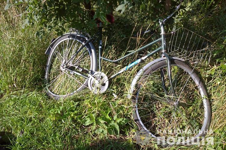 ДТП, велосипед