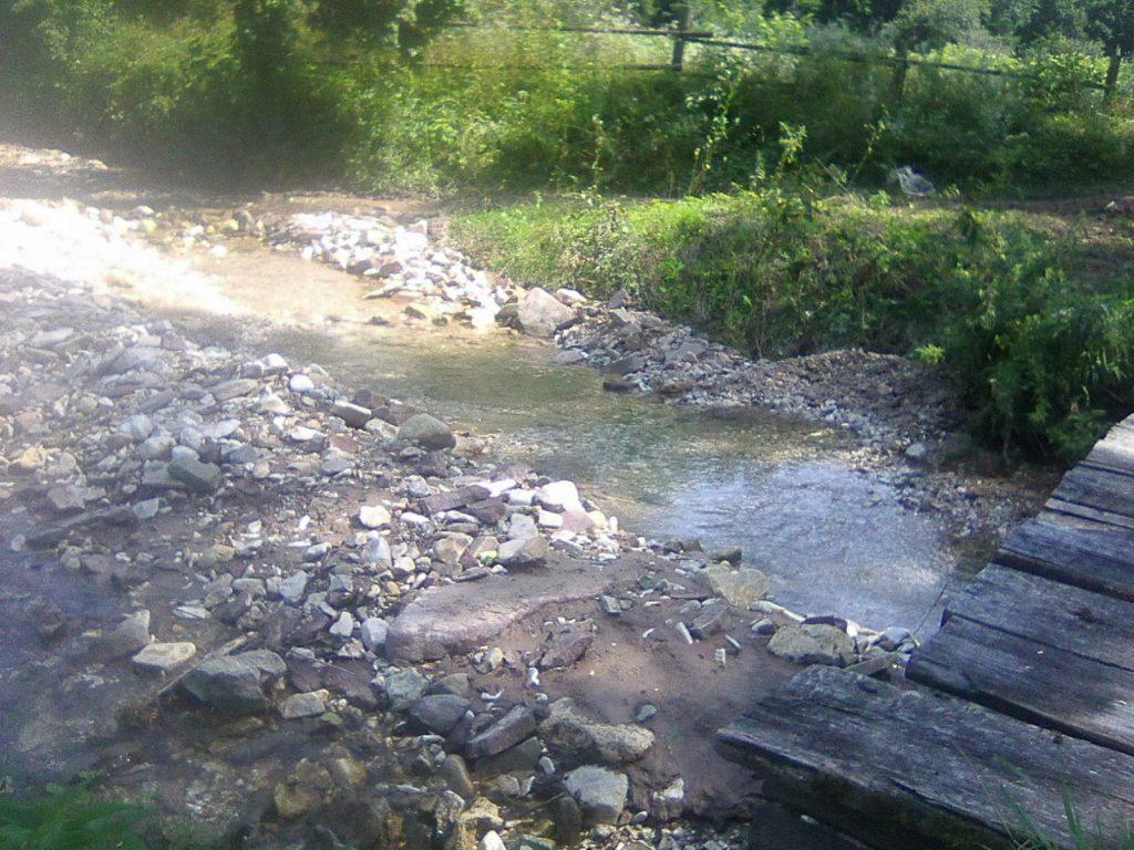 Коропець, річка Коропчик