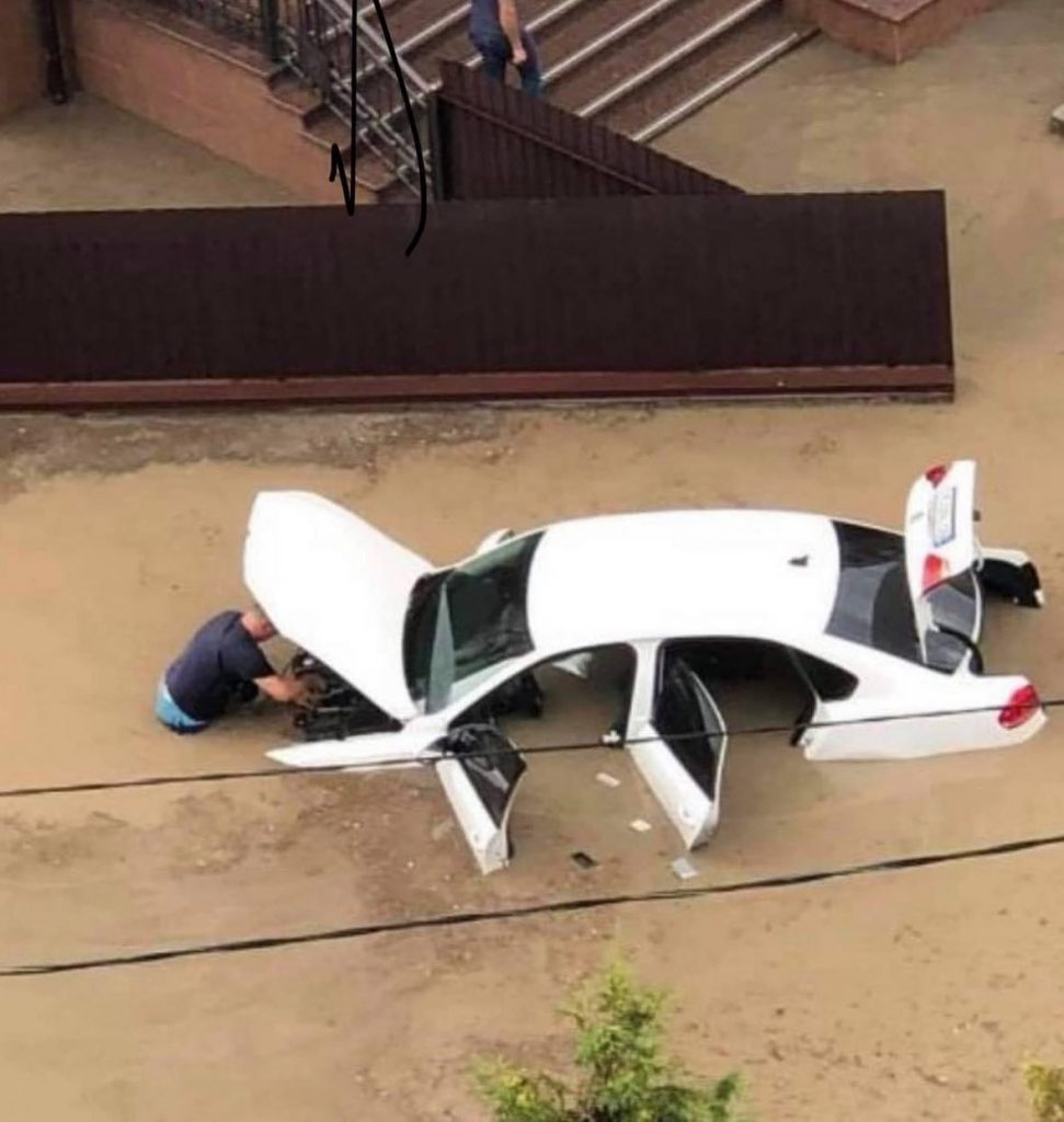 потоп у Тернополі