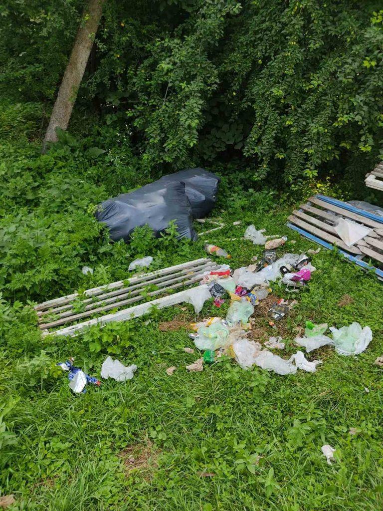 сміття у парках, новини Тернопільщини