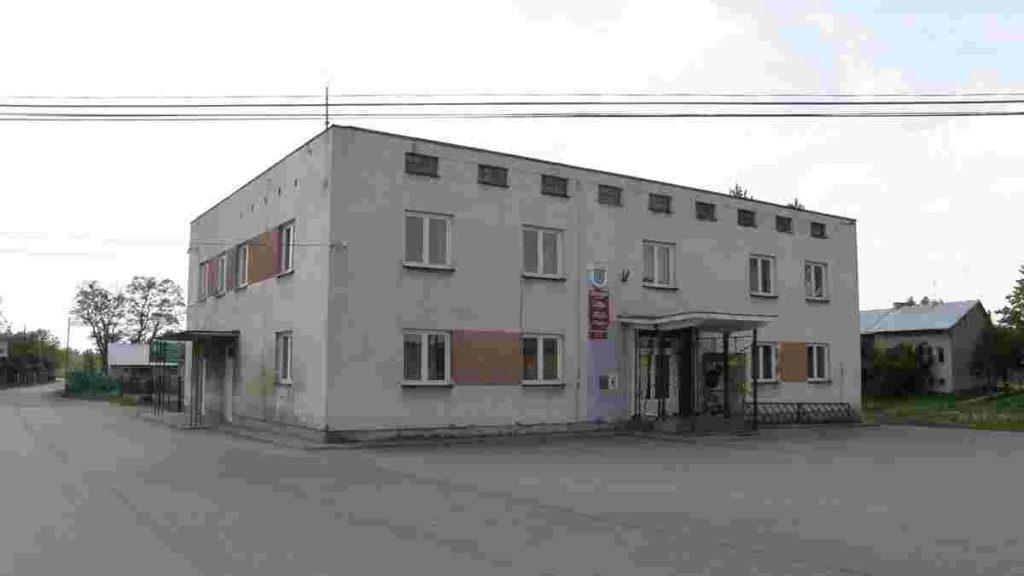 Ракшава, станція техобслуговування, Польща