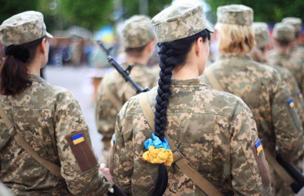 жінки в армії