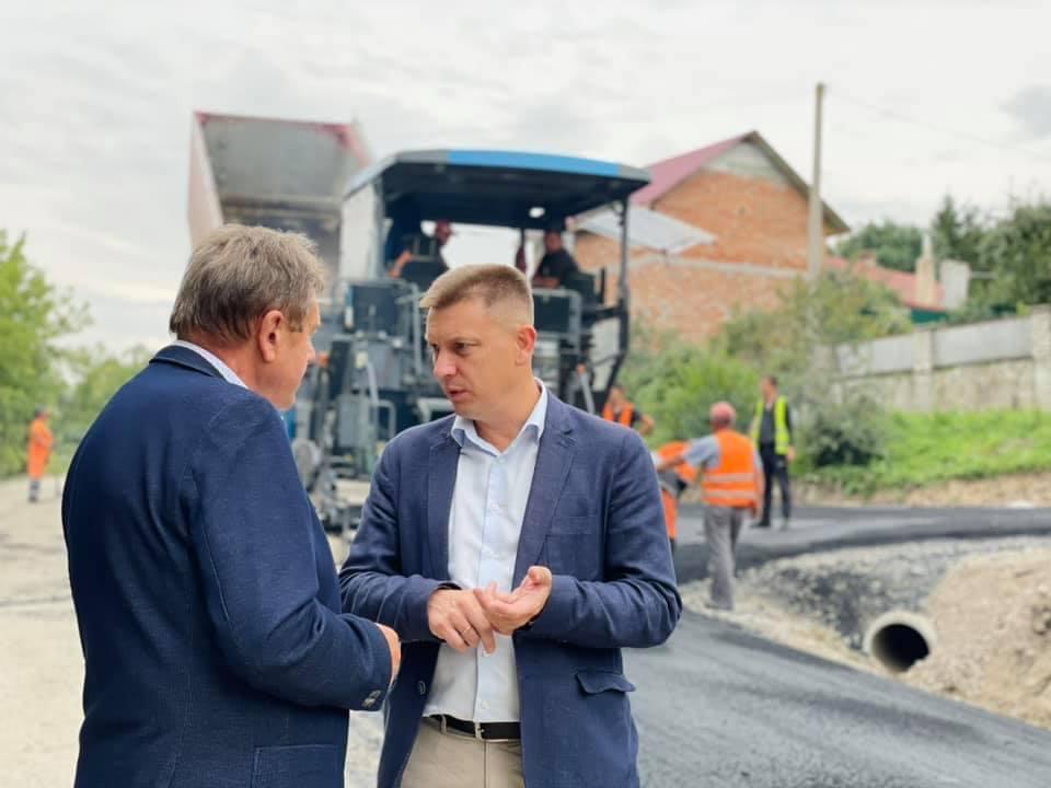 Володимир Болєщук і Анатолій Кулик