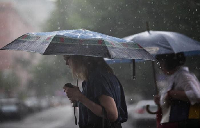 прогноз погоди, дощ, осінь