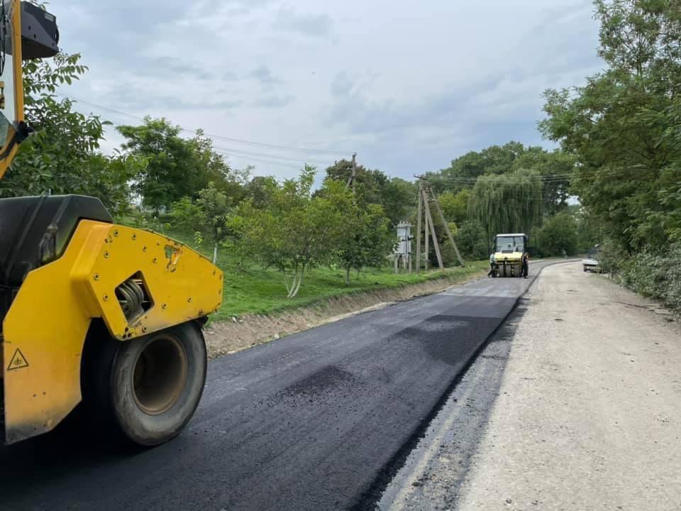 Соборне, ремонт дороги