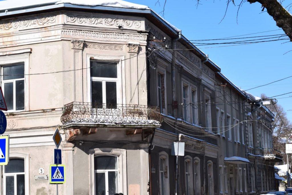 Тернопіль, історична будівля