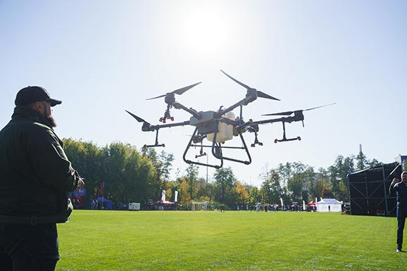 змагання дронів